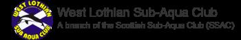 West Lothian Sub Aqua Club Logo